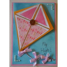 Fly high_pink kite